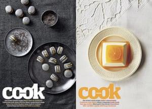 10 best sesame recipes (9 August 2014) and 10 best cream recipes (19 April 2014)