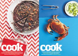 Our 10 best vegan recipes (1 June 2013) and 10 best seaside dishes (12 July 2014)