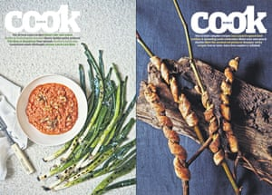 Our 10 best sauces (13 September 2014) and 10 best recipes to make on a campfire (10 August 2013)