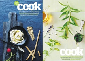 Our 10 best goat's cheese (15 November 2014) and 10 best herb recipes (13 July 2013)