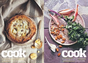 Our 10 best recipes using bread (6 September 2014) and almond recipes (30 August 2014)