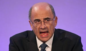 Lord Justice Brian Leveson