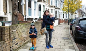 city versus country childhoods   life and style   the guardianrebecca ley and her children