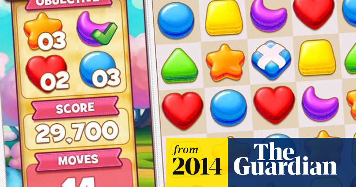 Candy Crush Killer Facebook Names Cookie Jam As Its Best