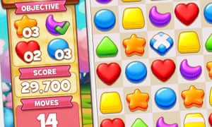 Cookie Jam is Facebook's pick for best game of 2014.