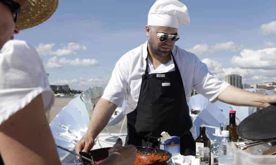 Solar Kitchen Restaurant