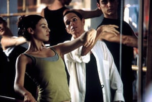 Leonor Watling & Geraldine Chaplin in Talk to Her (2002)