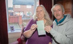Boiler on Prescription in Sunderland: Margaret and John Boulton