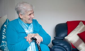 Boiler on Prescription in Sunderland : Mrs Yvonne Angus of Hylton Castle, Sunderland suffers from Chronic Obstructive Pulmonary Disease (COPD) and is reaping the benefits of her prescribed boiler and other energy saving measures which have improved the warmth of her home.