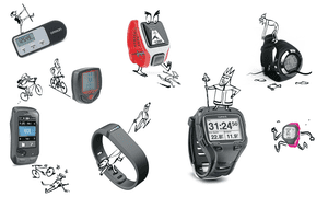 Exercise gadgets
