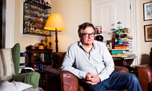 Charlie Higson: 'The main thing was the books got more violent and more people got killed.'