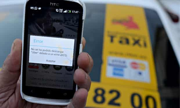 Uber to cease all operations in Spain