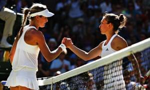 Wimbledon women's tennis