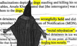 torture report findings