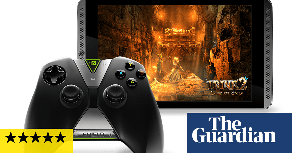 Nvidia Shield review: a portable powerhouse for gamers