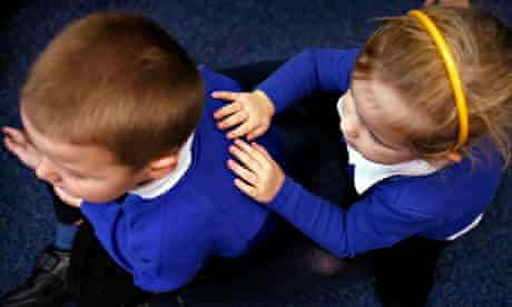 Reception children