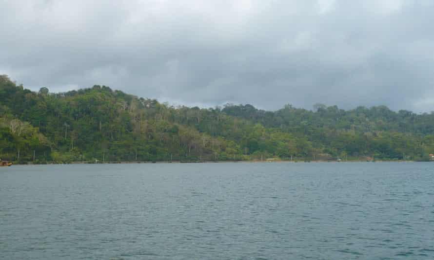 indonesia coastline