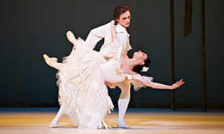 Tamara Rojo and Sergei Polunin in Marguerite and Armand