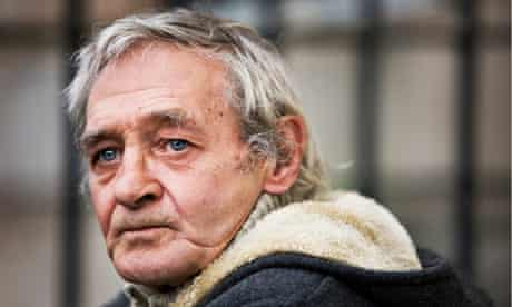 Paddy Hill of the Birmingham Six, photographed in 2010.