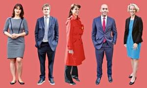 Labour stars Reeves Hunt De Piero Umunna Reynolds