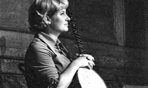 Shirley Collins at Cecil Sharp House