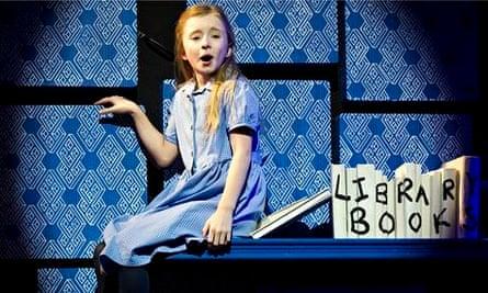 Kerry Ingram in Matilda
