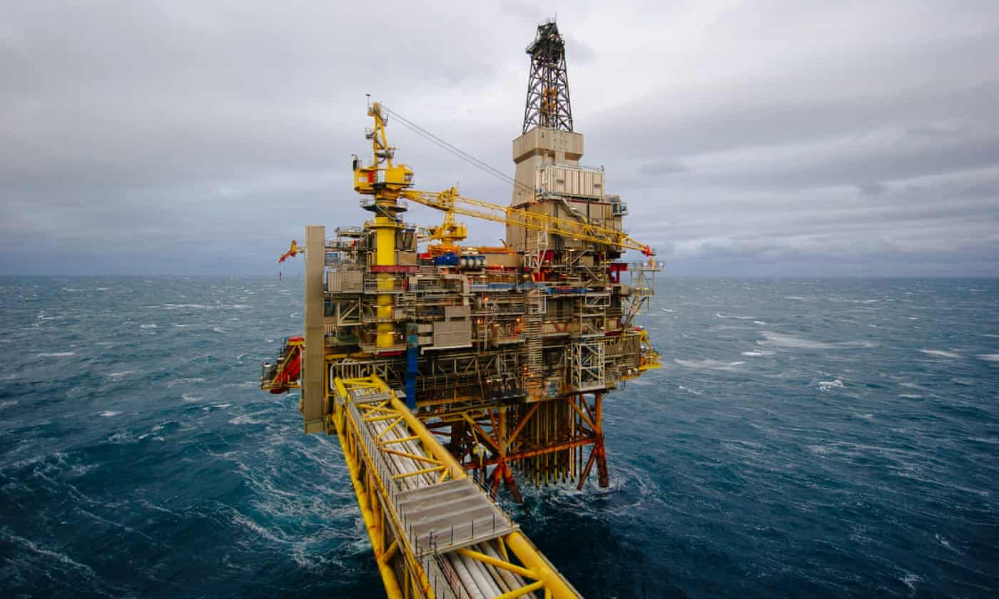 Norwegian universities consider the ethics of oil and gas research