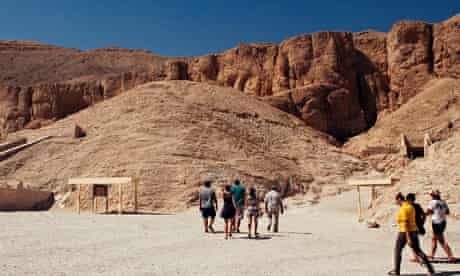 Egyptian tourism problems
