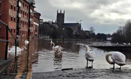 Worcester floods