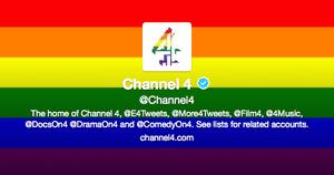 Channel 4 twitter logo