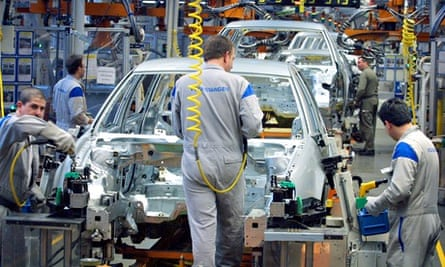 VW workers Germany