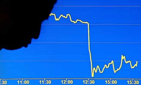 Currency fluctuation graph