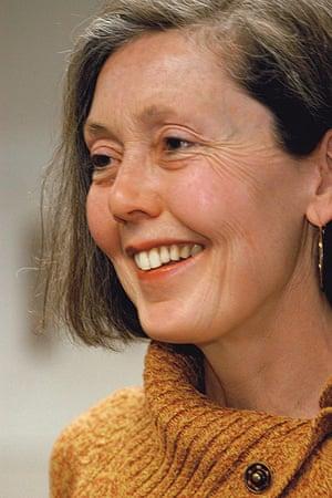 Folio prize: Anne Carson