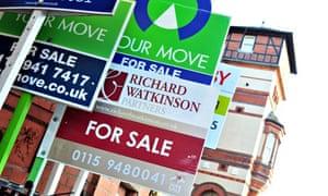 Housing market overheating
