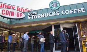 Dumb Starbucks': comedian Nathan Fielder reveals he set up