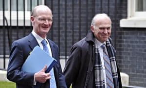 Cable and Willetts express serious concern over the 'substantial upward drift' of salaries.