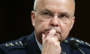 Former CIA and NSA chief Michael Hayden