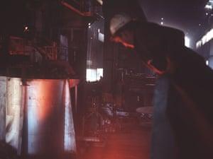 newcastle steelworks