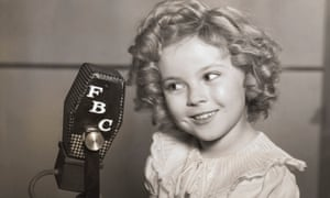 Shirley Temple in the 1930s