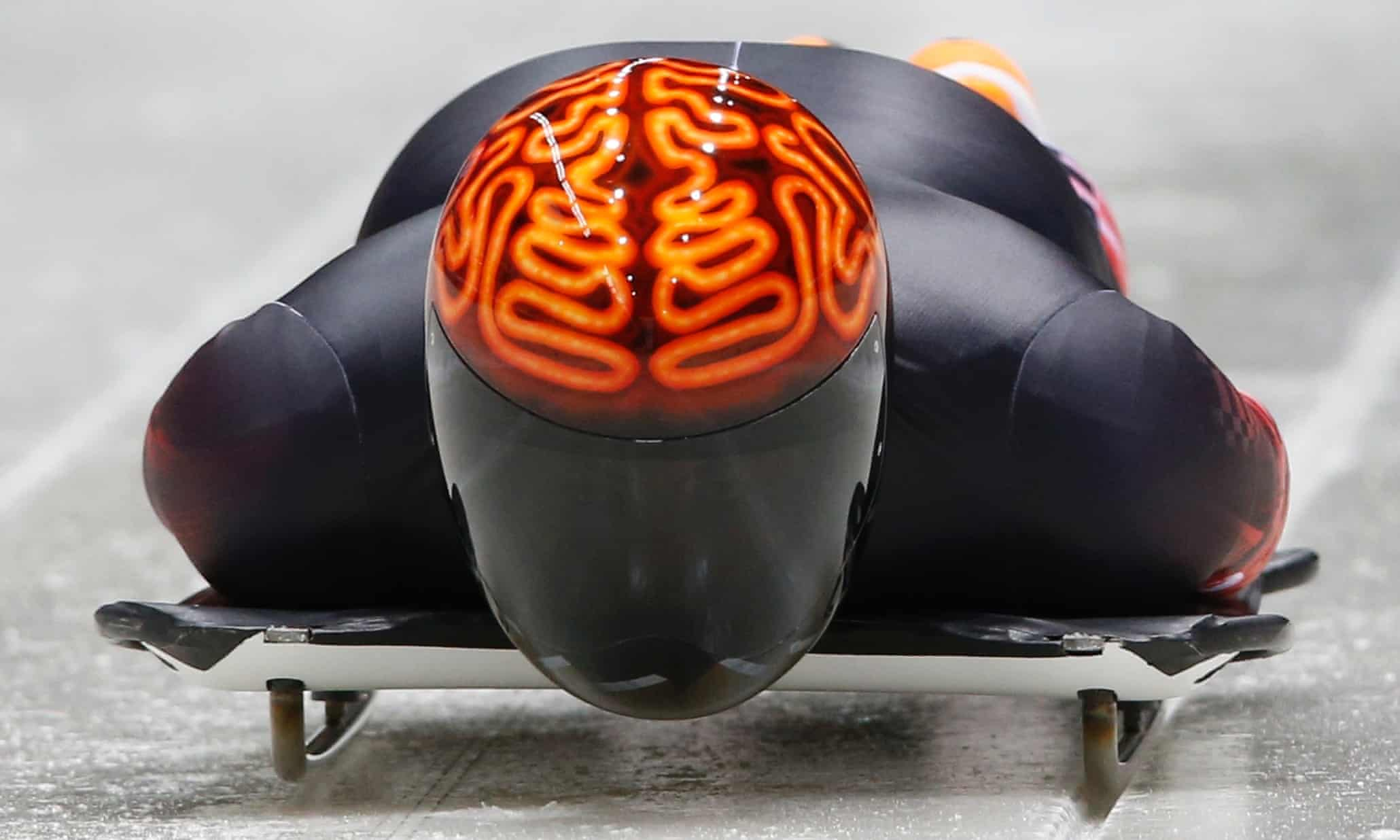 Sochi 2014: 10 amazing helmet designs at the Winter Olympics – in pictures