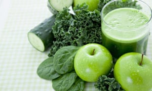 Superfood green drink