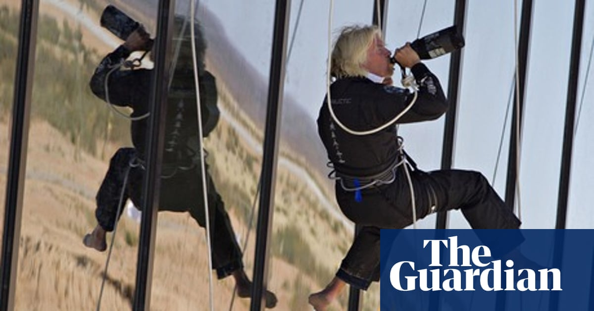 Branson: Behind the Mask by Tom Bower – review | Books | The