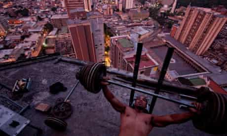 Cities: caracas 4, weight