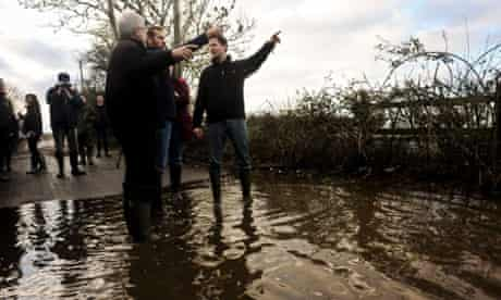 caption * 192/1000 Deputy Prime Minister Nick Clegg is shown around the flooding sites at Burrowbridge, Somerset, by local business owners and Somerset residents. PRESS ASSOCIATION Photo. Picture date: Monday February 10, 2014. See PA story WEATHER Flood. Photo credit should read: Ben Birchall/PA Wire politicianflooding Add a full stop, please.  Lowercase: alt+shift+l  Uppercase: alt+shift+u  Title case: alt+shift+t credits  Omit credits  caption preview  Deputy Prime Minister Nick Clegg