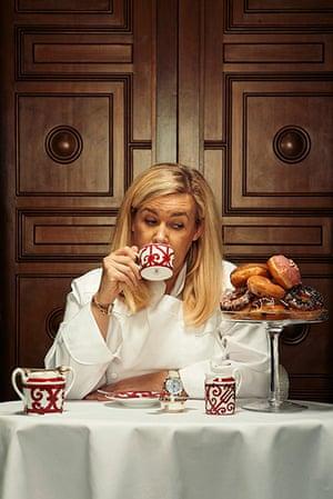 Guilty Pleasures: Hélène Darroze, head chef, restaurant Hélène Darroze at the Connaught, Lond