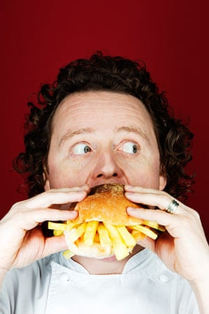 Guilty Pleasures: Chef Tom Kitchin