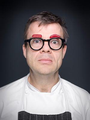 Guilty Pleasures: Jeremy Lee, head chef, Quo Vadis
