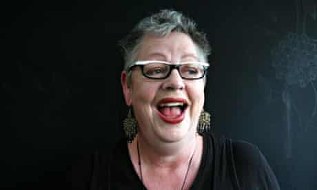 Jo Brand says it's great to see academics taking an interest.