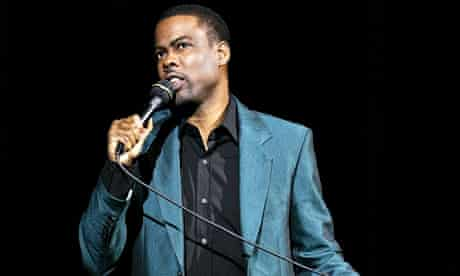 Chris Rock … knows what's not funny.