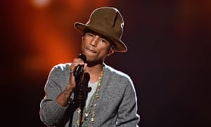 Pharrell Williams performs onstage during The Night That Changed America  A  GRAMMY Salute To The 203b3826951
